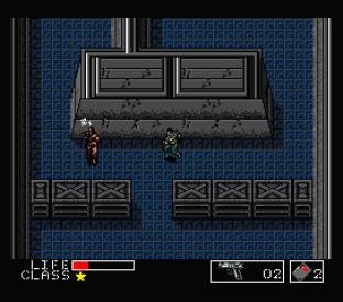 Metal Gear MSX 078