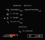 Metal Gear MSX 085
