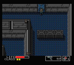 Metal Gear MSX 086