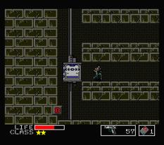 Metal Gear MSX 087