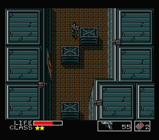 Metal Gear MSX 089
