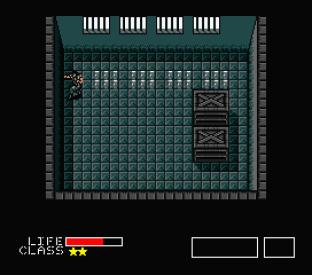 Metal Gear MSX 097
