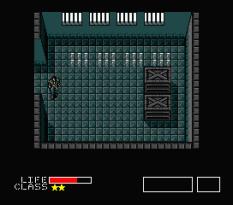 Metal Gear MSX 098
