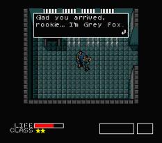 Metal Gear MSX 099