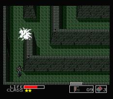 Metal Gear MSX 109