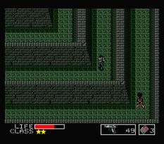 Metal Gear MSX 110