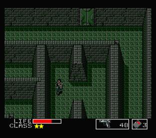 Metal Gear MSX 111