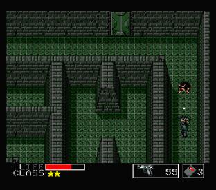Metal Gear MSX 119