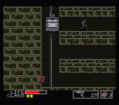 Metal Gear MSX 121