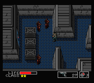 Metal Gear MSX 122