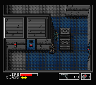 Metal Gear MSX 130
