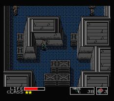 Metal Gear MSX 132