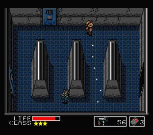 Metal Gear MSX 141