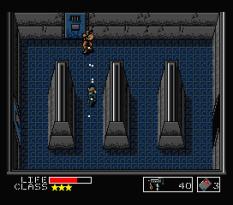 Metal Gear MSX 142