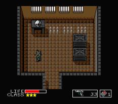 Metal Gear MSX 143