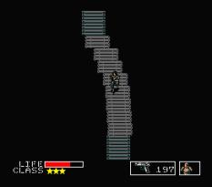 Metal Gear MSX 153