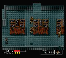 Metal Gear MSX 154