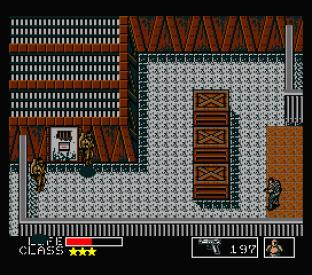 Metal Gear MSX 155