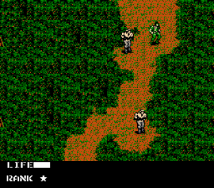 Metal Gear NES 009