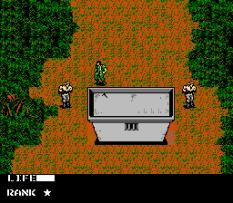 Metal Gear NES 010