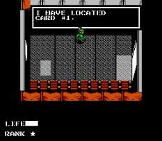 Metal Gear NES 011