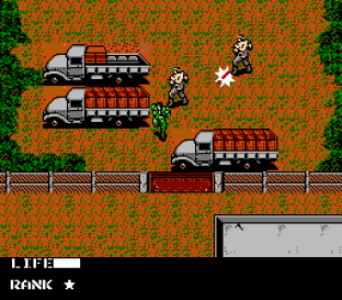 Metal Gear NES 012