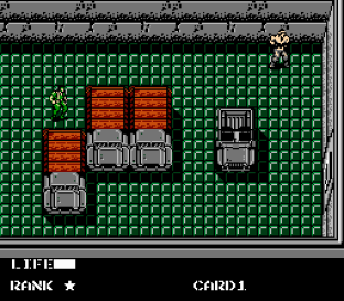 Metal Gear NES 020
