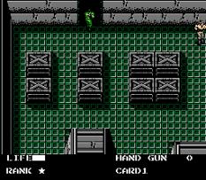 Metal Gear NES 022
