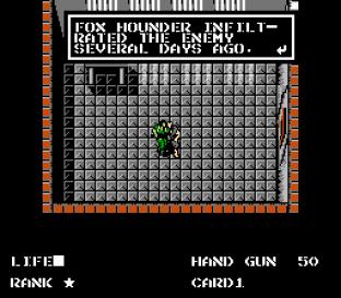 Metal Gear NES 031