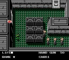 Metal Gear NES 032