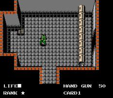 Metal Gear NES 033