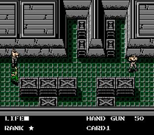 Metal Gear NES 034