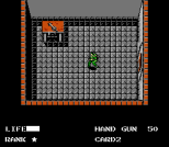 Metal Gear NES 040