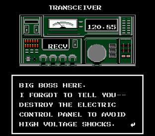 Metal Gear NES 042
