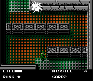 Metal Gear NES 045