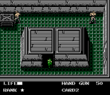 Metal Gear NES 046