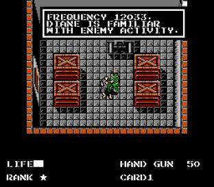 Metal Gear NES 053