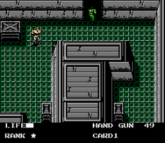 Metal Gear NES 054