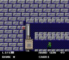 Metal Gear NES 055