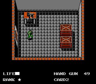 Metal Gear NES 064