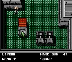 Metal Gear NES 065