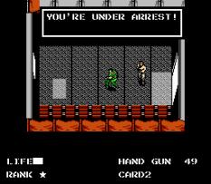 Metal Gear NES 066