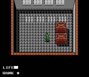Metal Gear NES 067