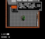 Metal Gear NES 070