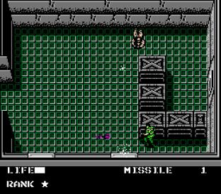 Metal Gear NES 075