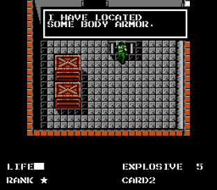Metal Gear NES 078