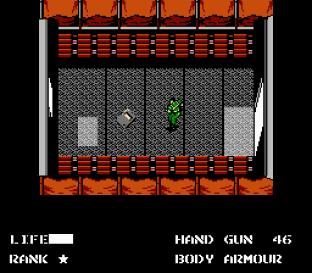 Metal Gear NES 086
