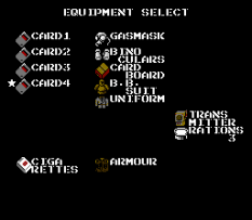 Metal Gear NES 087