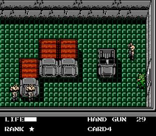 Metal Gear NES 089