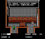 Metal Gear NES 095